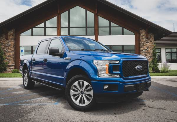 Photo 2018 Ford F-150 XL  Clean Carfax  - $35,000 (Troy MO)