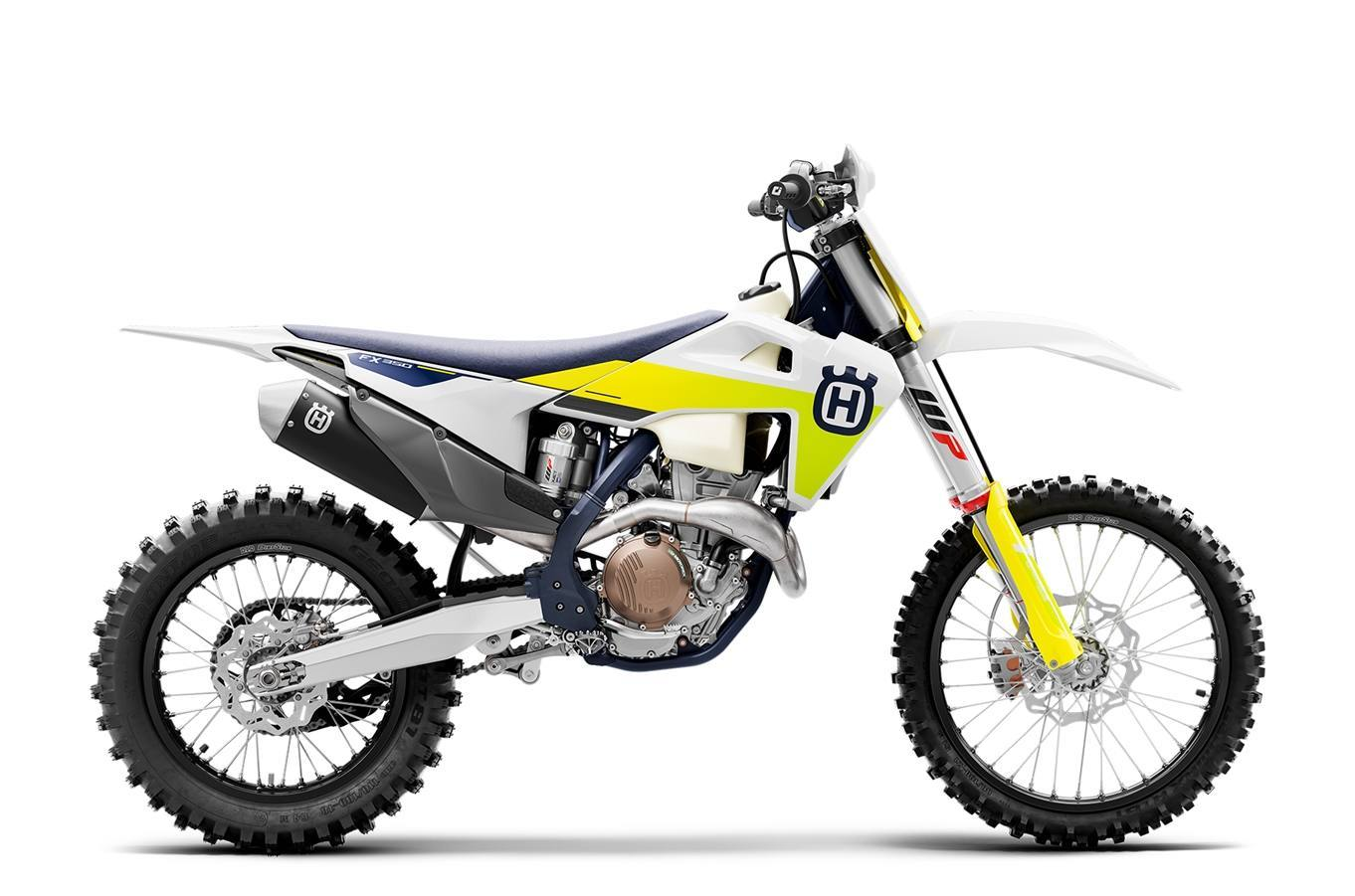Photo 2021 Husqvarna Motorcycles FX 350