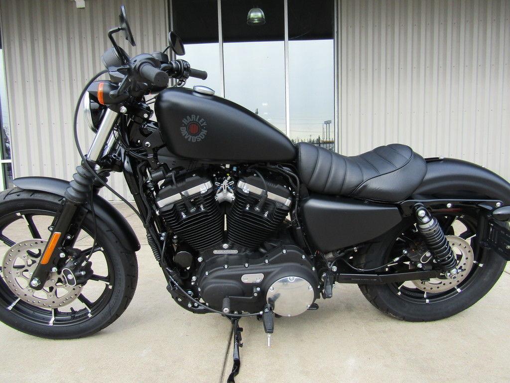 Photo 2020 Harley-Davidson XL883N - Sportster Iron 883  $10499