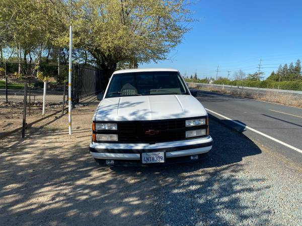 Photo 1992 Chevy 454SS - $15000
