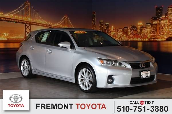Photo 2013 Lexus CT 200h  - $15,981 (_Lexus_ _CT 200h_ _Sedan_)