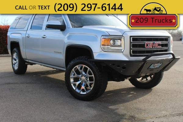Photo 2014 GMC Sierra 1500 SLT - $23528 (_GMC_ _Sierra 1500_ _Truck_)
