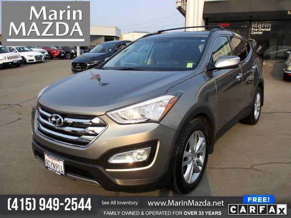 Photo 2014 Hyundai Santa Fe Sport FOR ONLY $232mo - $15,988 (Marin Mazda)