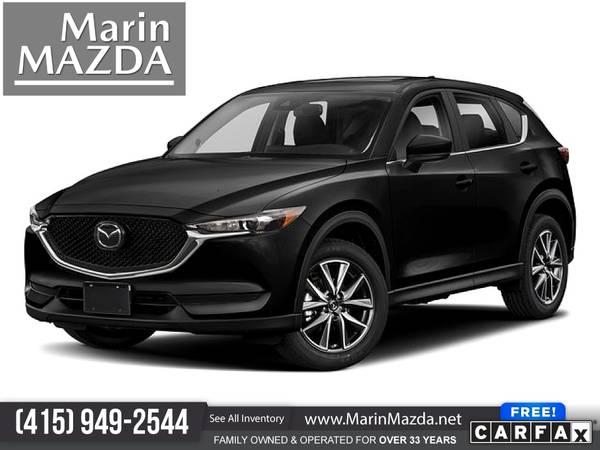 Photo 2018 Mazda CX5 CX 5 CX-5 Touring FOR ONLY $348mo - $23,988 (Marin Mazda)