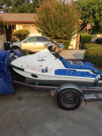 Photo 89 X2 Kawasaki Jet Ski - $3,000 (Stockton)