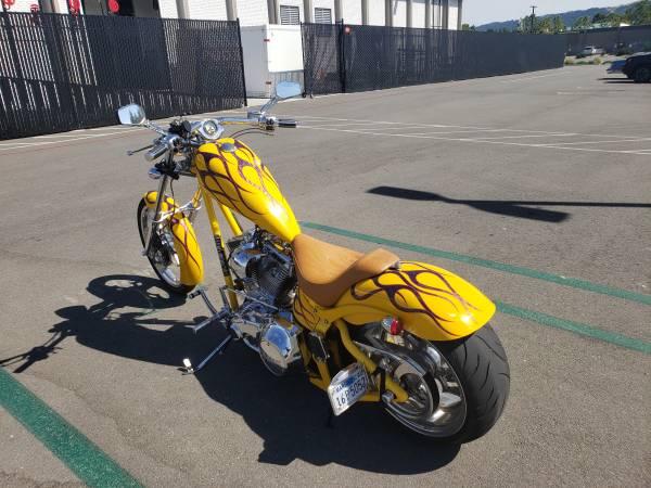 Photo Big Dog Chopper - $10,500 (Stockton)