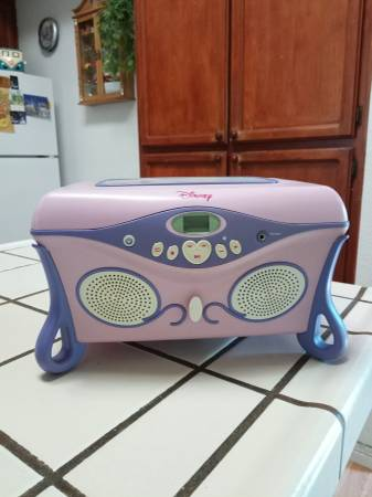 Photo DISNEY CD Juke BOX PLAYER - $40 (stockton ca)