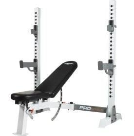 Photo Fitness Gear Pro Olympic Bench - $200 (Lodi)