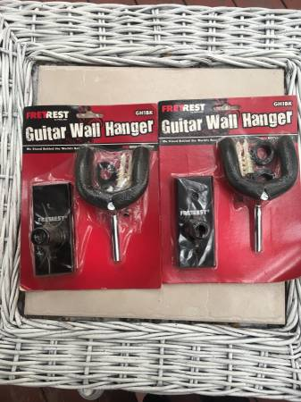 Photo Fret Rest by Proline guitar wall hangers 2 for $10 - $10