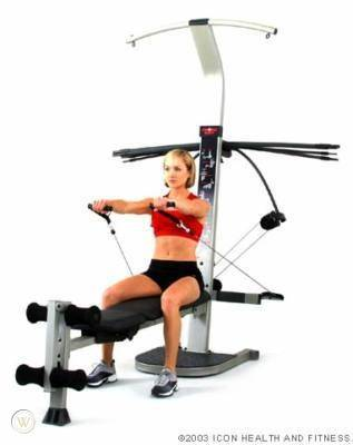 Photo In Excellent Used Condition  Weider Crossbow Home Gym - $300 (Elk Grove  Wilton)
