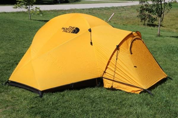 Photo North Face Expedition 25 4-Season Tent - $250 (North Highlands)