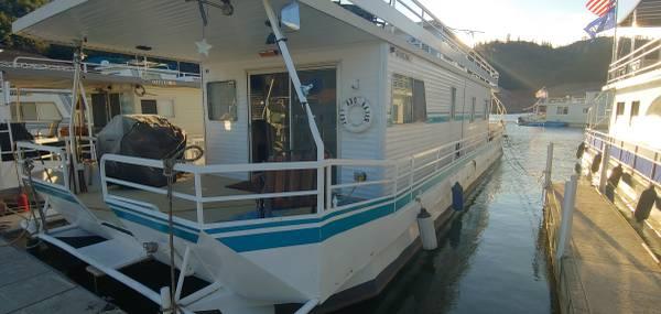 Photo 1985 Master Fab Houseboat - $67,500 (Shasta Lake)