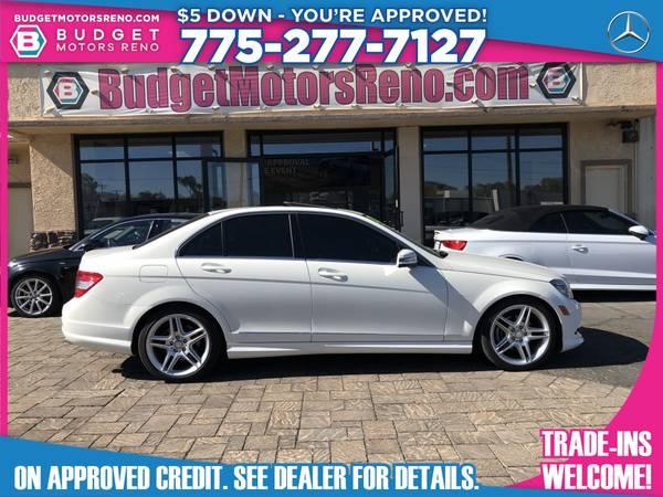 Photo 2011 Mercedes-Benz C 300 - $16,990 (Budget Motors - Reno Nevada)