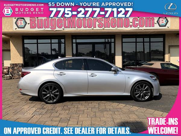 Photo 2013 Lexus GS 350 - $26,895 (Budget Motors - Reno Nevada)