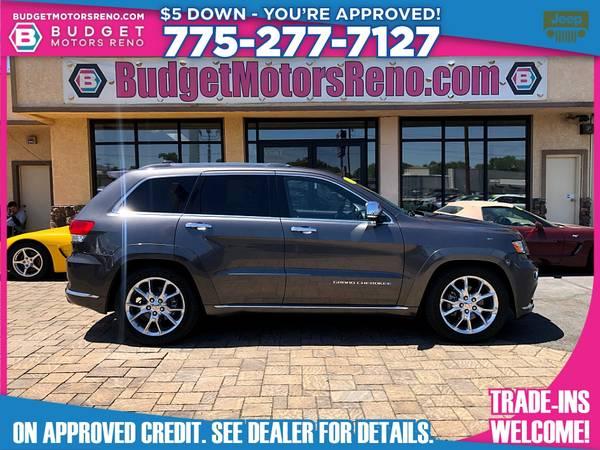 Photo 2014 Jeep Grand Cherokee - $22,895 (Budget Motors - Reno Nevada)