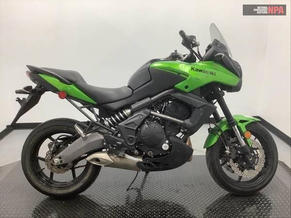 Photo 2014 Kawasaki 650 Versys Sport  Trade 4 Dual Sport bike - $4,500 (AutoBikeSales in Reno NV)