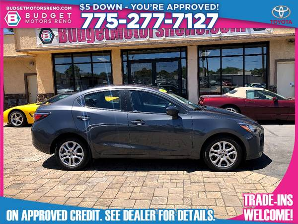 Photo 2018 Toyota Yaris iA - $15,895 (Budget Motors - Reno Nevada)