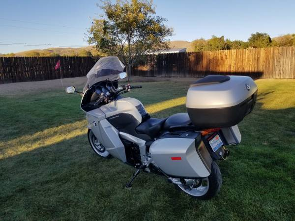 Photo BMW K1200 GT 06 - $5,500 (Washoe Valley)