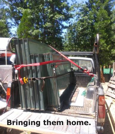 Photo Insulated, Double Pane, Tempered Windows for Home or Greenhouse - $1,450 (Greenville)