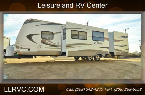Photo New Tires 2013 Keystone Cougar 32RBK Bunk 2 Bedroom- Ext. Kitchen - $20,499 (TRADES WELCOME)