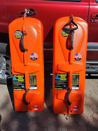 Photo Ski and Snow Board Carriers - $200 (South Lake Tahoe)