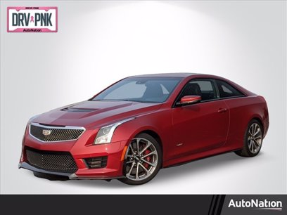 Photo Used 2016 Cadillac ATS V Coupe for sale