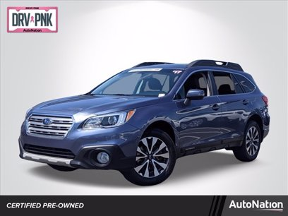 Photo Used 2017 Subaru Outback Limited for sale