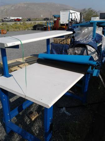 Photo WORKBENCHES packing tables (Carson City, NV)