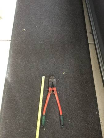 Photo Wire cutters - $15 (Double Diamond)