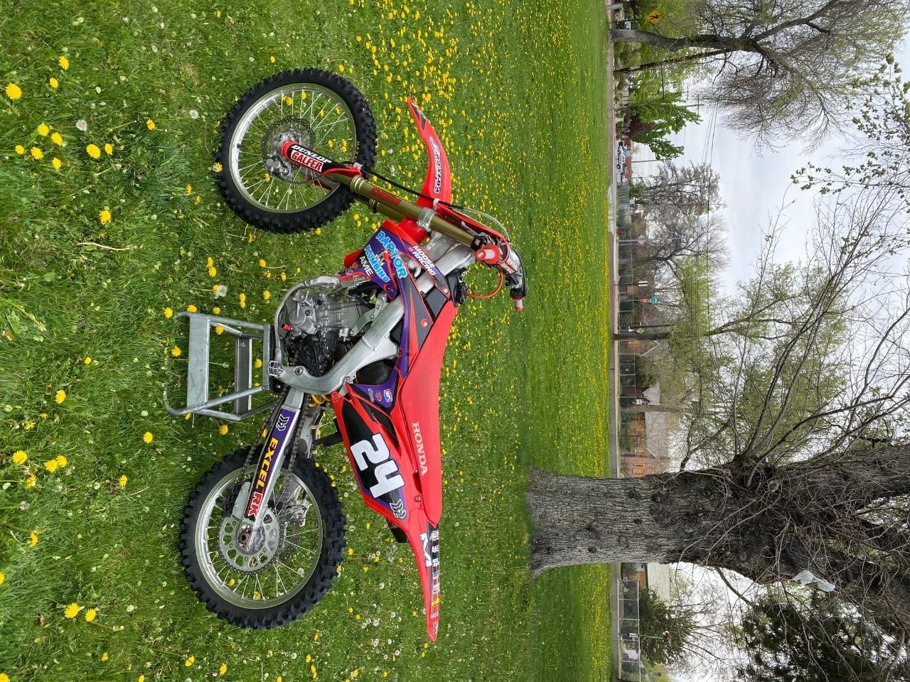 Photo 2013 Honda CRF 250R $4500