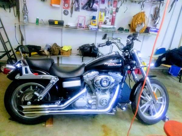Photo 07 Harley Davidson Dyna Super Glide - $5,500 (Amarillo)