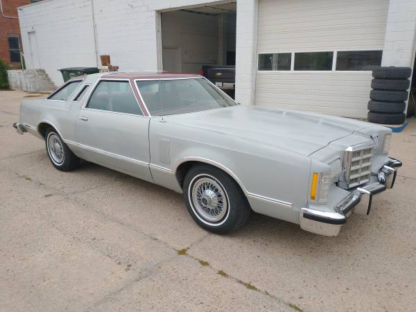 Photo 1978 Ford Thunderbird - $4,200 (Coldwater KS)