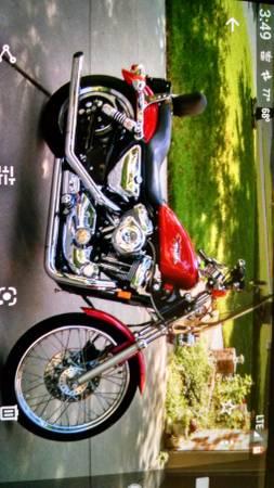 Photo 1997 HD Sportster - $3,500 (Wichita)