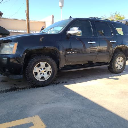Photo 2007 chevy tahoe - $7,500 (walsenburg)