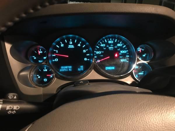 Photo 2012 Chevy Silverado Texas Edition - $18,700 (Scott City)