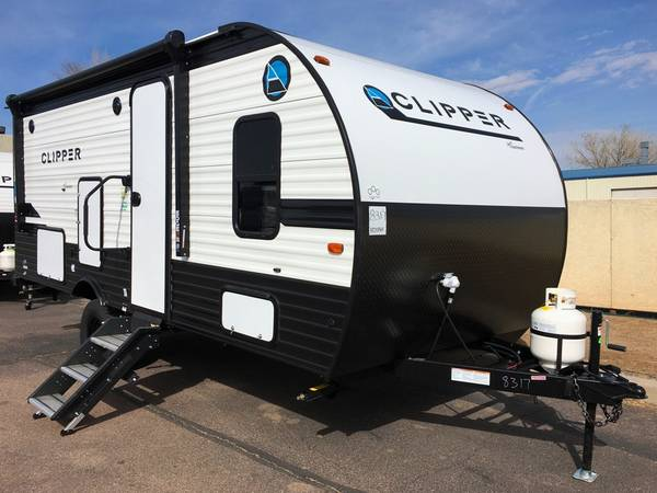 Photo 22ft Bunk Trailer, Off Road Pkg, Double Bed Bunks - $23,598 (Colo Spgs  I-25)