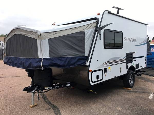 Photo LITE Family Hybrid Trailer, Only 19ft with Off Road Pkg, Sleeps 7 to 8 - $27,995 (Colorado Springs)