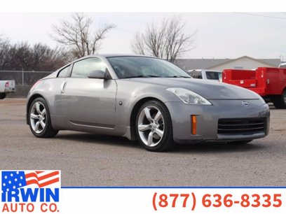 Photo Used 2008 Nissan 350Z Coupe w Cargo Convenience Pkg for sale