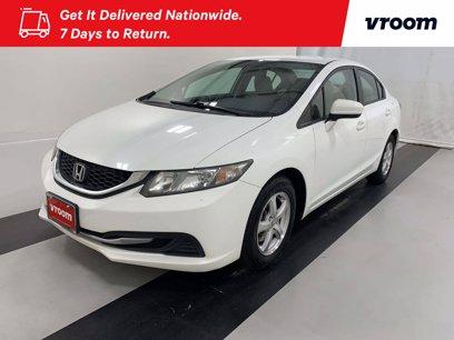 Photo Used 2014 Honda Civic Natural Gas Sedan for sale