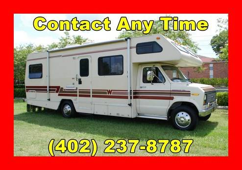 Photo WANTED 1990 Winnebago Journey or Cer Meridian 32T Motorhome - ccc - $1,600 (((annapolis gt))))
