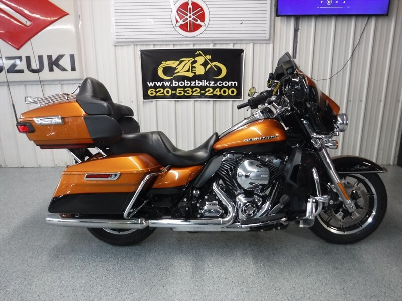 Photo 2016 Harley-Davidson Ultra Classic Limited Low $17995