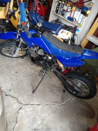 Photo 100 cc dirt bike - $550 (Ft.wayne In)