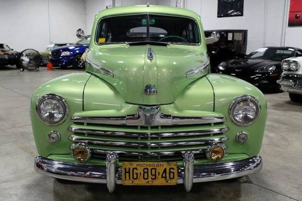 Photo 1947 Ford - $16,000 (Watervliet Mi)