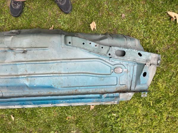 Photo 1982-92 chevy camaro floor pan LH - $100 (Hagar Shores)