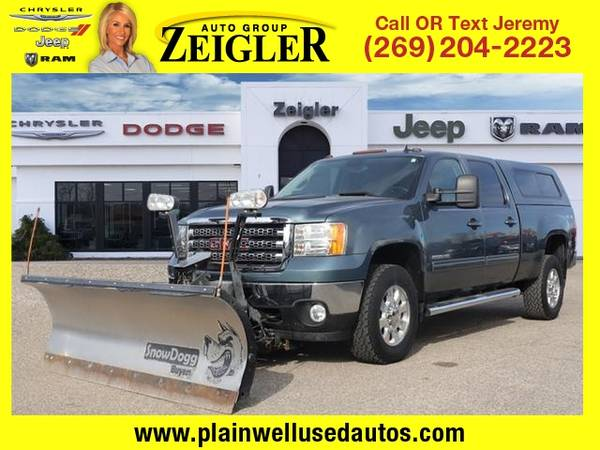 Photo 2012 GMC Sierra 2500HD SLT - $26995 (_GMC_ _Sierra 2500HD_ _Truck_)
