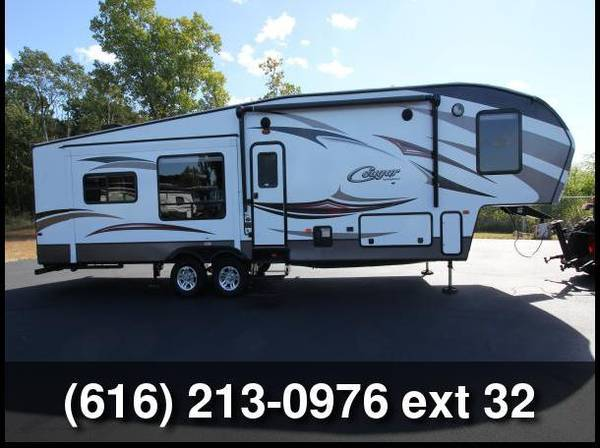 Photo 2014 Keystone Cougar 333MKS - $19,990 (Grand Rapids, MI)