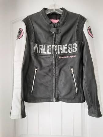 Photo Arlen Ness Women39s Leather Jacket Size M - $50 (Lowell)