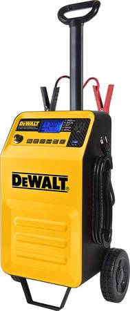Photo DEWALT New DXAEC210 70 Amp Rolling Battery Charger With 210 Amp - $165 (Grand Rapids)