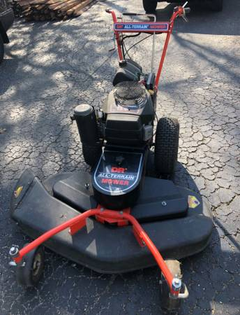 Photo DR Finish Mower - $350 (South Haven)