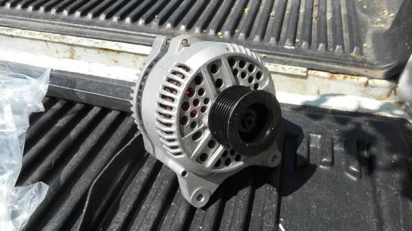 Photo Ford F-Series (1997-2006) alternator, refurbished - $35 (Michigan City, Indiana)